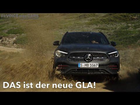 2020 Mercedes-Benz GLA 200 oder Mercedes-AMG GLA 35 4MATIC Voice over Cars NEWS - Abmessungen Fakten