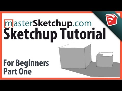 SketchUp Make tutorial