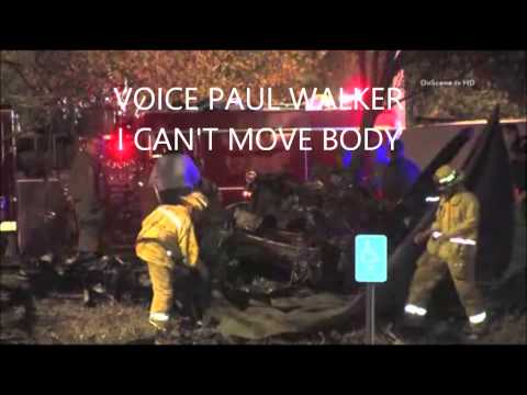 PAUL WALKER  ACCIDENT GHOST