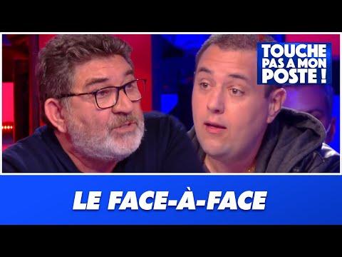 Le face-à-face entre Michel Thooris, policier et Christian Chouviat sur les violences policières