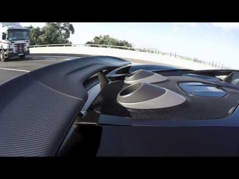 McLaren 600LT w/ FULL iPE Titanium Exhaust and Catless Downpipe