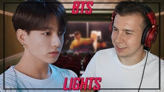 Music Critic Reacts To BTS   LIGHTS