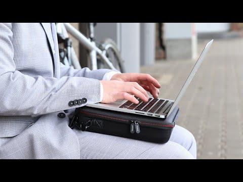 TROIKA Laptoptasche MOBILE OFFICE