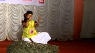 54th kerala state kalolsavam palakkad,3rd place winning perfomance 'nayika',choreographer:Job mash