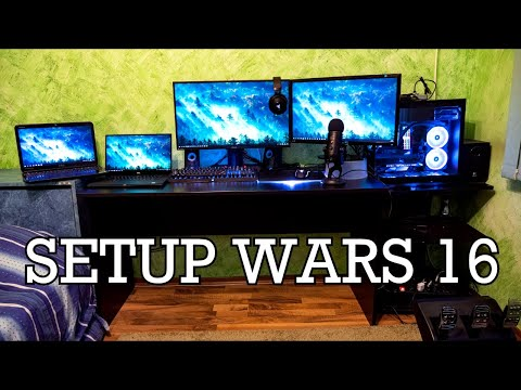 SETUP WARS 16 - Зверски Конфигурации