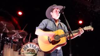 "Jon Pardi ""Head Over Boots"" Live @ The Fillmore Philadelphia"