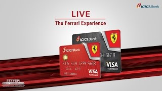 The Ferrari Experience by ICICI Bank