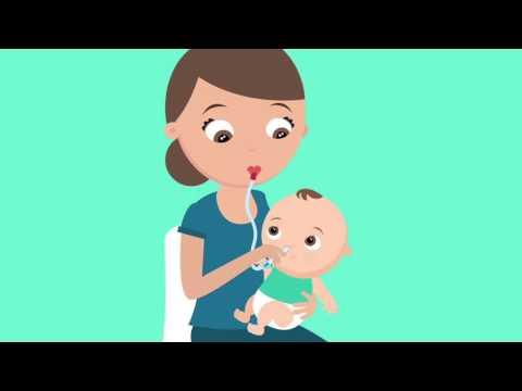 NOSEFRIDA kūdikio nosies gleivių aspiratorius, 1 vnt.