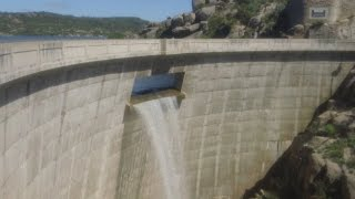 preview picture of video 'Capilla del Monte Dique El Cajón marzo 2015'