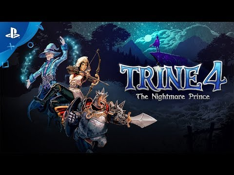 Trailer de Trine 4 The Nightmare Prince