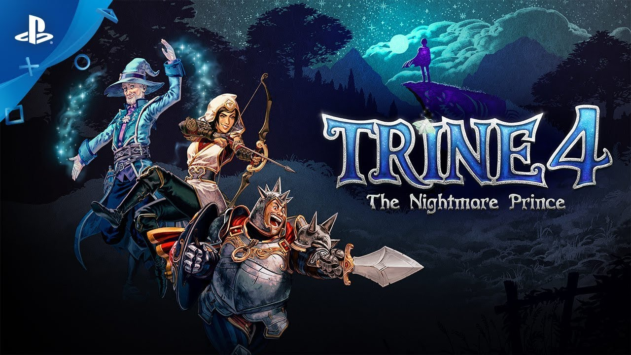 Trine 4: The Nightmare Prince llega a PS4 este Año