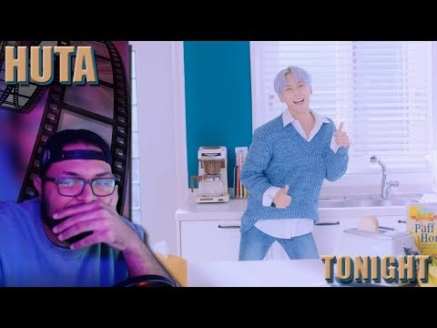 HUTA - Tonight (With Melody) MV REACTION!!! | Why Did He Have To Do That? #DOLO