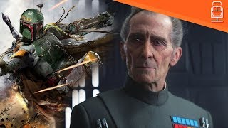 Boba Fett & Grand Moff Tarkin To Cameo in Solo A Star Wars Story - Video Youtube