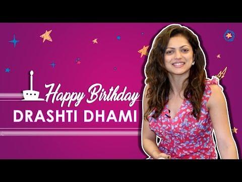 Drashti Dhami Celebrates Her Birthday