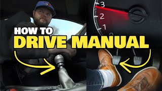 How to Drive a Manual Transmission in 1 minute + Detailed Tips & Fails