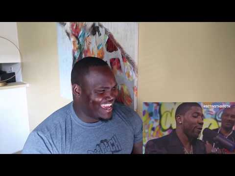 BET Hip Hop Awards 2017 Had An Instabooth With XXXTentacion KILLING This Freestyle Cypher (REACTION)