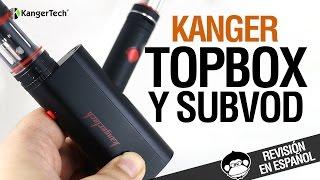 Kanger Topbox mini / Kanger Subvod - revision