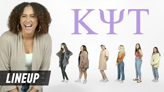 Guess Who Was in a Sorority | Lineup | Cut