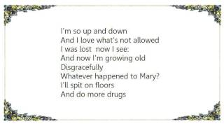 Chumbawamba - Mary Mary Lyrics