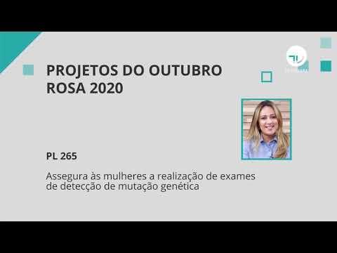 Outubro Rosa: projetos apresentados contra o câncer de mama – 19/10/20