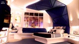 Visions Of Future  - Futuristic Interior Design Ideas