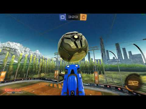 Freestyling to GC #3 (Penta reset!) | Rocket League 1v1s