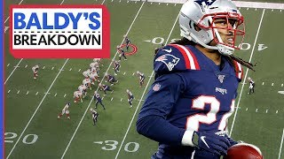 Breaking Down Why Stephon Gilmore Is The Best Corner In The NFL Since Revis | Baldy Breakdowns