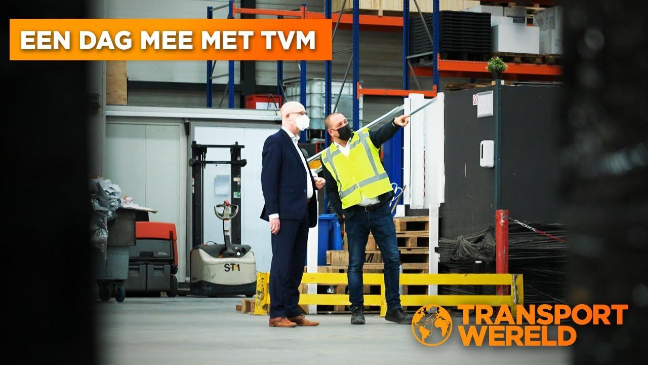 Een dag mee met TVM