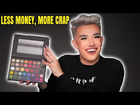 james charles and morphe just want your MONEY!
