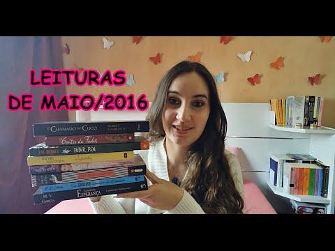 Leituras de Maio/2016
