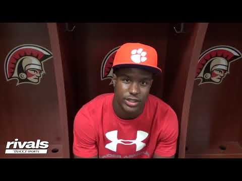 Clemson Early Signing Day Commits   Class of 2018