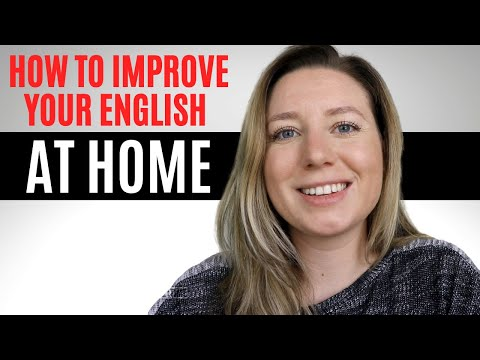3 Steps To Improving Your English Alone At Home