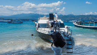 How To Travel Between The Gili islands and Bali