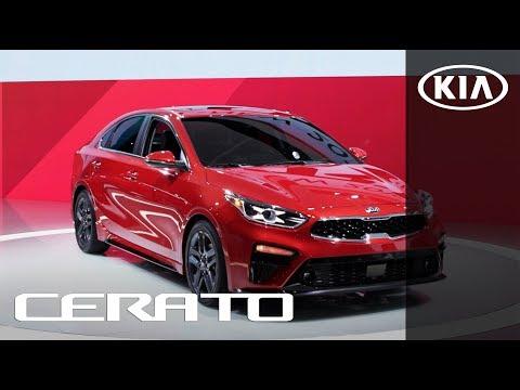 Kia  Cerato Седан класса C - рекламное видео 1