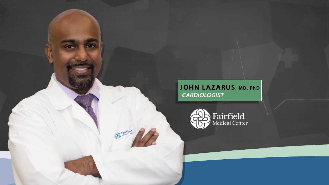 Experience the Personal Connection with John Lazarus, MD, PhD