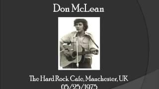 【TLRMC058】 Don McLean 05/25/1975