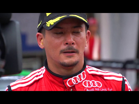 Alex Yoong: Malaysian Legend at Audi R8 LMS Cup