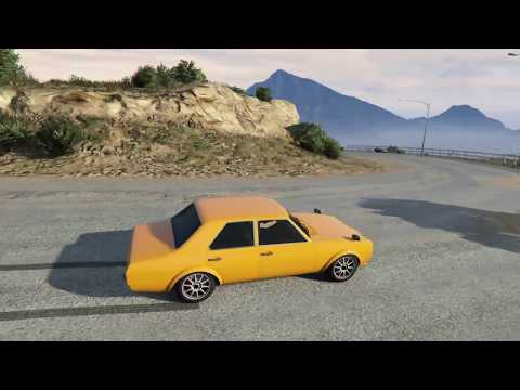 GTA 5 How To Drift PS4 Double Clutch