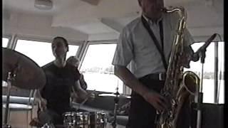 Джазовый пароход 2004. Диксиленд на Неве