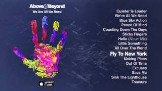 Above & Beyond - Fly To New York feat. Zoë Johnston
