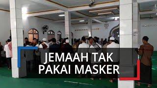 Suasana Salat Idulfitri di Kota Bogor, Jemaah Tak Pakai Masker, Berdoa Supaya Dijauhkan dari Corona