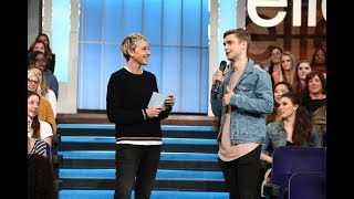 Ellen Finds Out 'What's So Great About You?' - Video Youtube