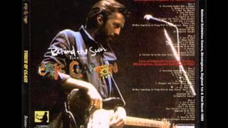 """Eric Clapton - """"Behind The Sun""""/""""Wonderful Tonight"""" Helsinki 1985"""