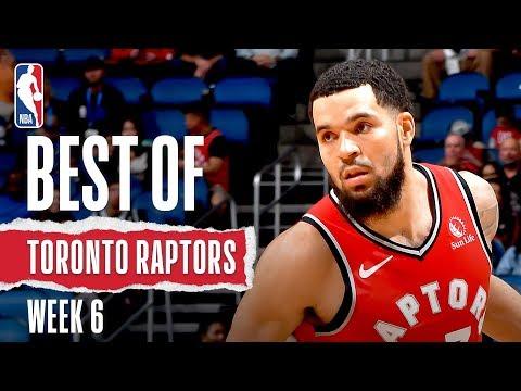 Best Of Raptors | Week 6 | 2019-20 NBA Season