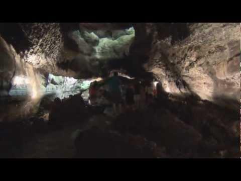 Lanzarote: Cueva de los Verdes