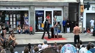preview picture of video 'Daniel Burley Festival Eclat 2012 AURILLAC - les OSCARS'