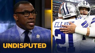 Dak Prescott needs Ezekiel Elliott just as much as Amari Cooper — Shannon Sharpe | NFL | UNDISPUTED
