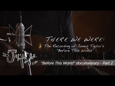 Before This World – The Making Of – Part 2