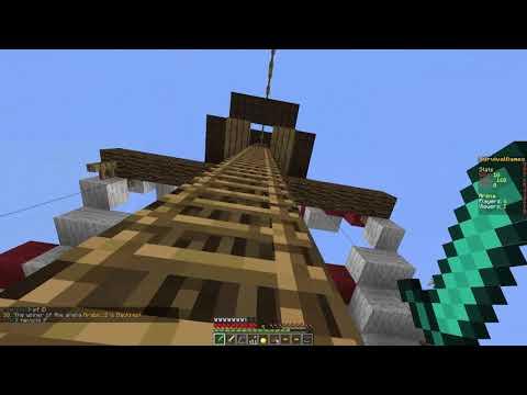 JSME V TOPCE SERVERU! Minecraft Survival Games
