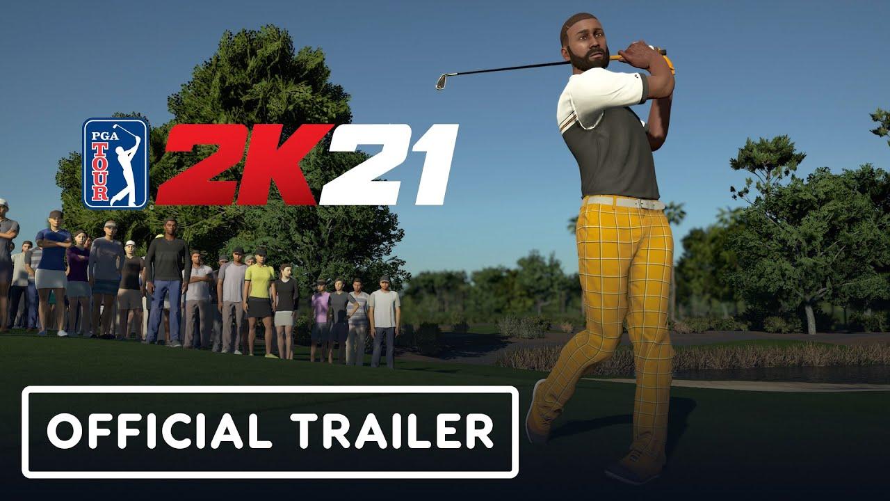 Trailer di PGA TOUR 2K21